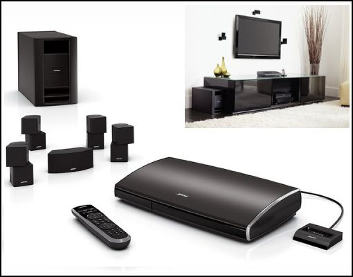 http://hotlistsports.com Bose Lifestyle V35 Home Theater System | What The Athletes are Sporting