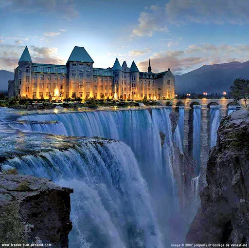 College De Valleyfield Is In Valleyfield Quebec Canada Places To Visit Pinterest Canada
