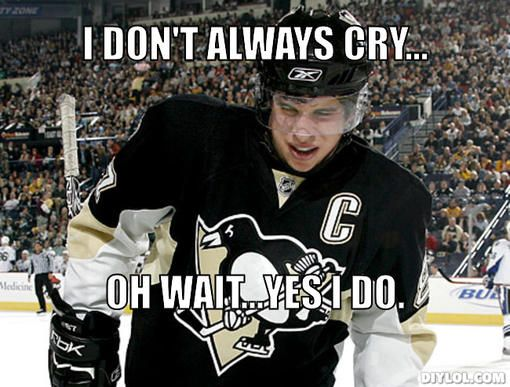 sidney crybaby-