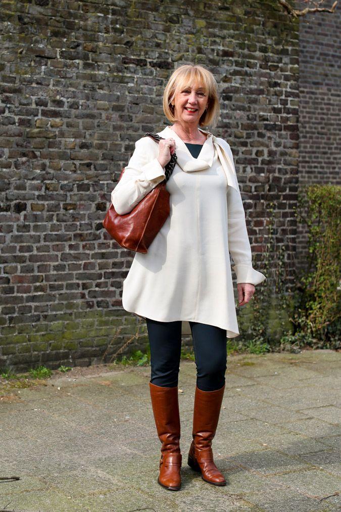 Cream dress by Sportmax
