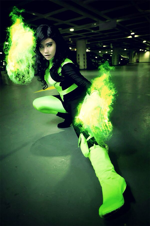 Shego - Kim Possible www.comicaddictz.com Check out the hottest comic website out there !!