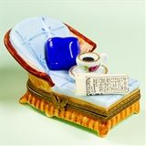Limoges Garden Recliner with Watering Can Box The Cottage Shop