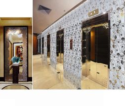 Creatively designed glass tiles for bathroom simply add vividness to your space and make it standout.