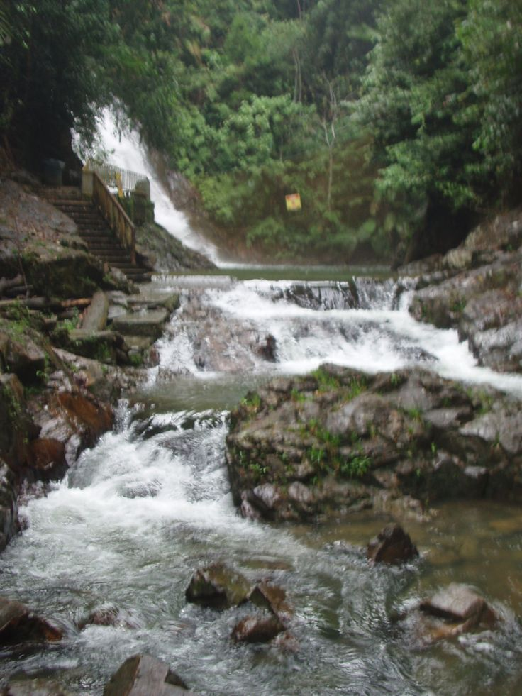 Prettayyy! - Kota Tinggi Waterfall, Johor from https://thecherylblog.wordpress.com/2013/05/20/kota-tinggi-waterfalls-johor/