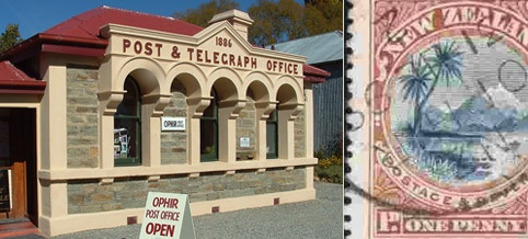Ophir - Gold Miners Post Office