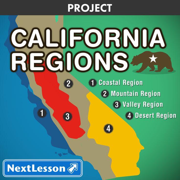 California Four Regions Project