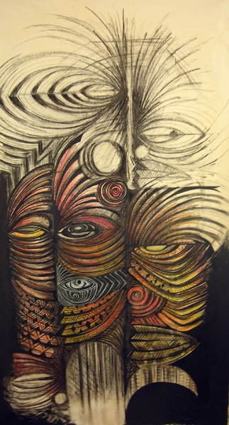 The Art Studio - Artwork by Loretta Reynolds
