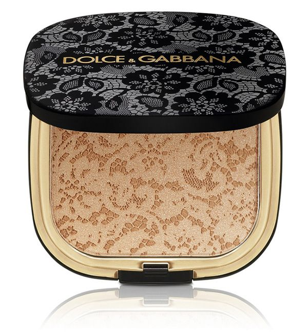 How can you not fall in love with this? Dolce & Gabbana Lace Makeup Collection 2012