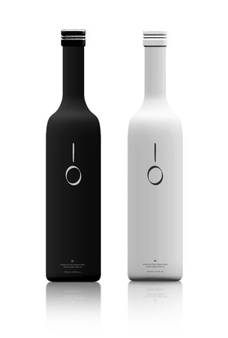 iO / Olive Oil packaging