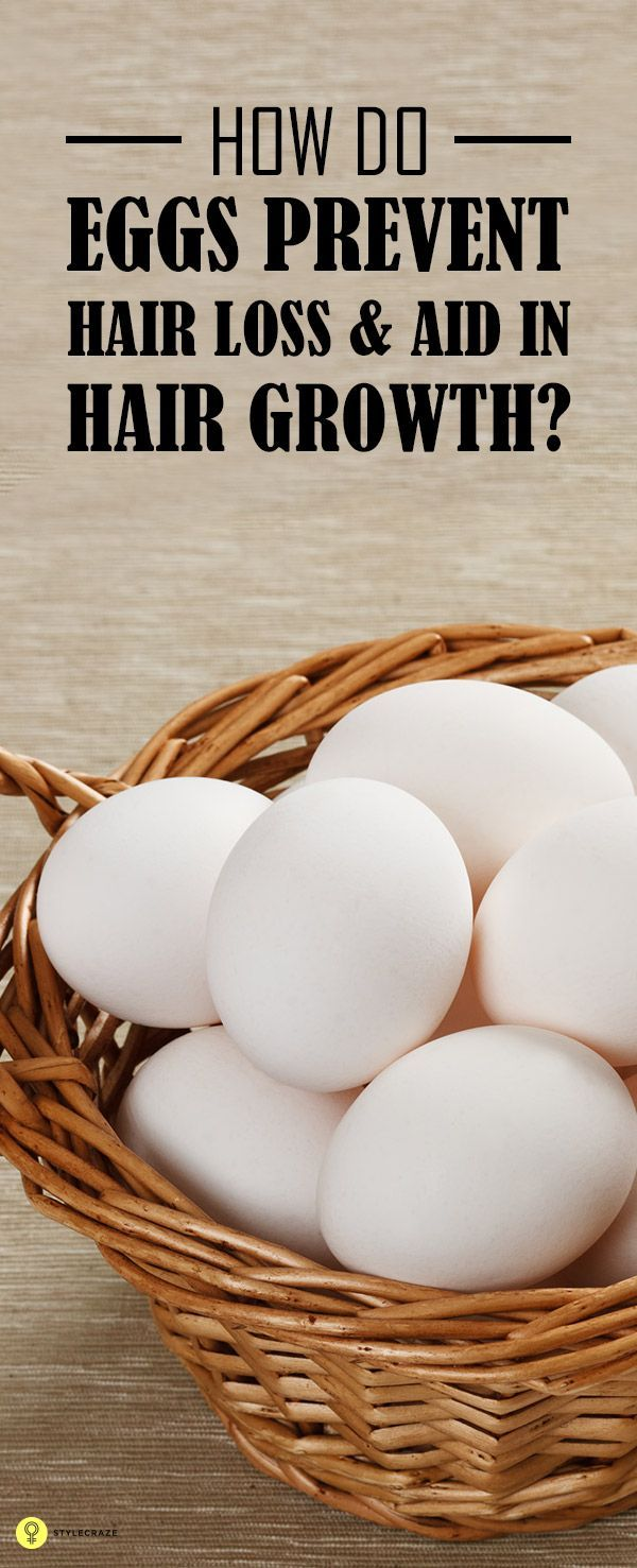Did you know that egg also has amazing benefits for hair. Egg for #hairgrowth is an ideal home remedy. In this article, we give you the hows and ...