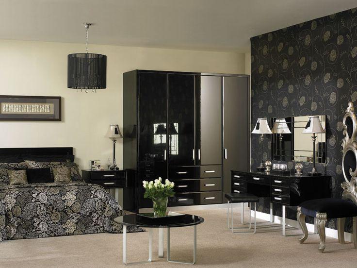 Best 25 Black gloss wardrobe ideas on Pinterest White wardrobe