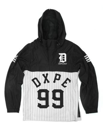 Dope Chef -DXPE Warm Up Pullover Jacket