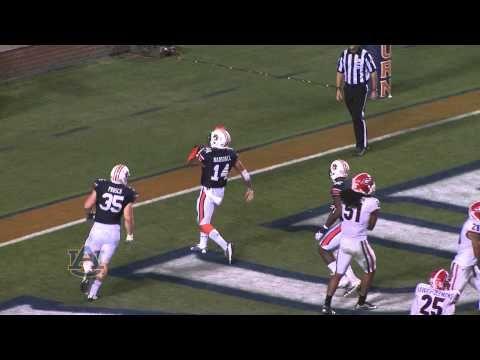 Auburn vs Georgia Highlights - YouTube