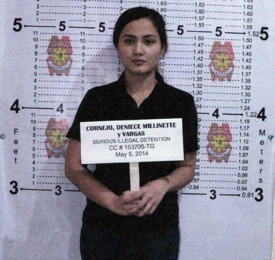 Deniece Cornejo, humarap sa korte | Balita - Tagalog Newspaper Tabloid