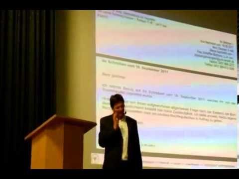 Brief an Gerichtsvollzieher - YouTube