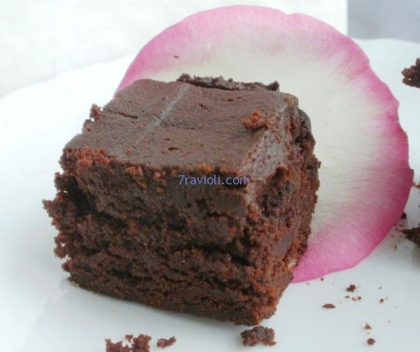 Rudutis Braunis (brownie)   Septyni virtieniai