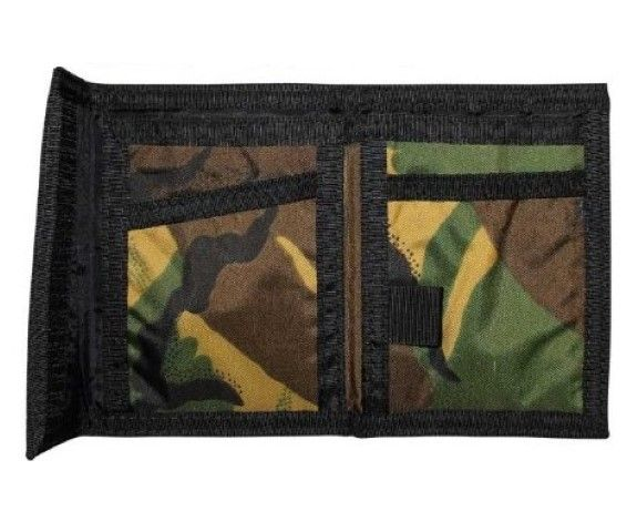 Your GI Joe style wallet. A cheap durable solution while riding the 'oldschool' trend. #Wallet #Best Wallet Under 50 Dollars