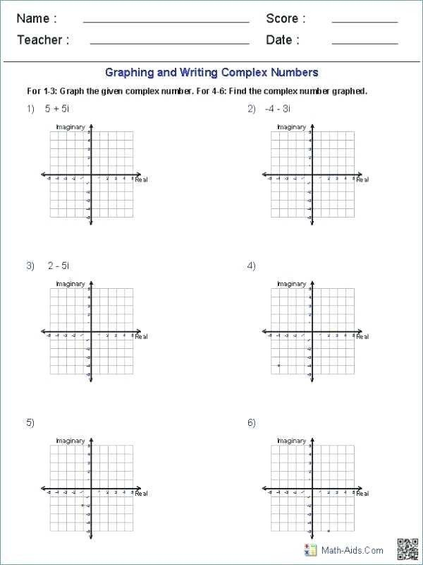 Graphing Absolute Value Equations Worksheet Solving Absolute Value Equations And Inequalities Worksheet In 2020 Absolute Value Equations Complex Numbers Absolute Value