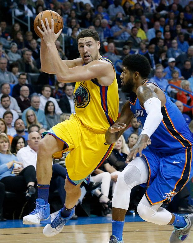 Golden State Warriors guard Klay Thompson 5e2fc5e6c