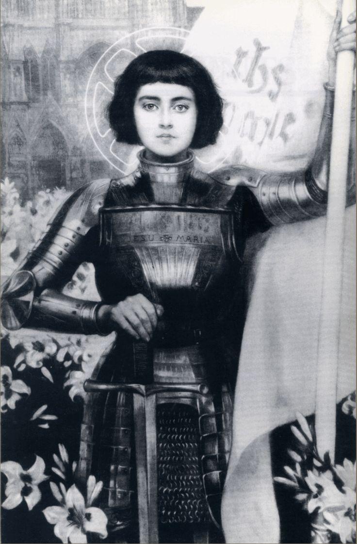 Joan of Arc, Albert Lynch