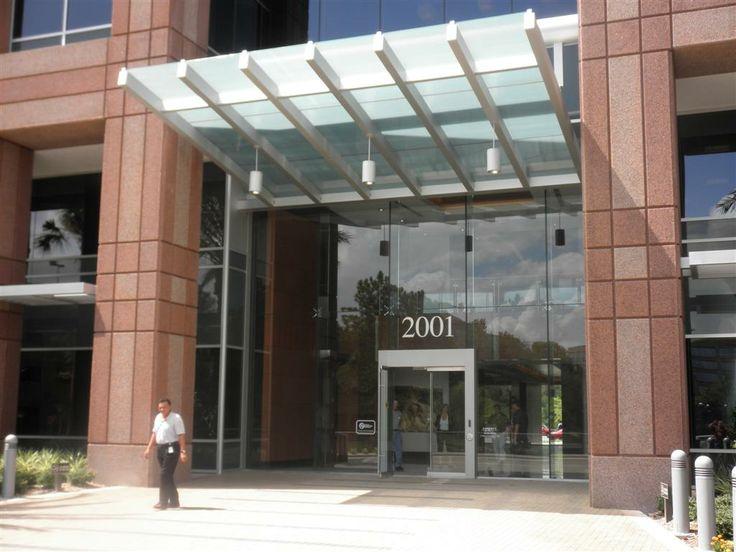 32 best architectural entrance images on pinterest door for Office door entrance designs
