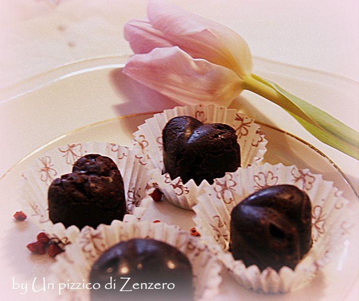 """chocolates bonbons"" - tartufini"