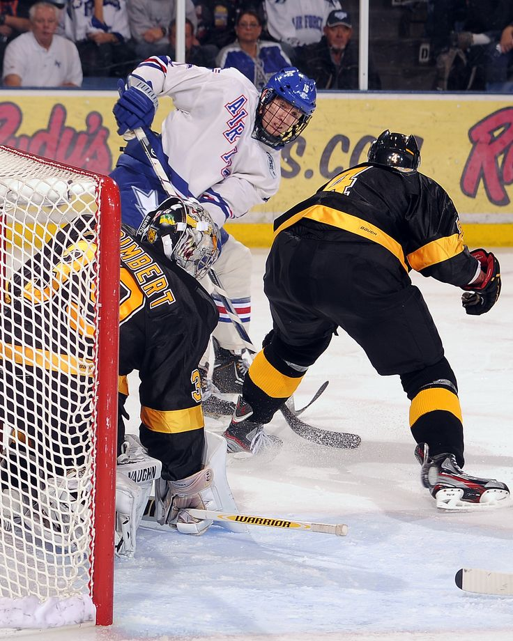 Scott Holm Hockey teams, Hockey