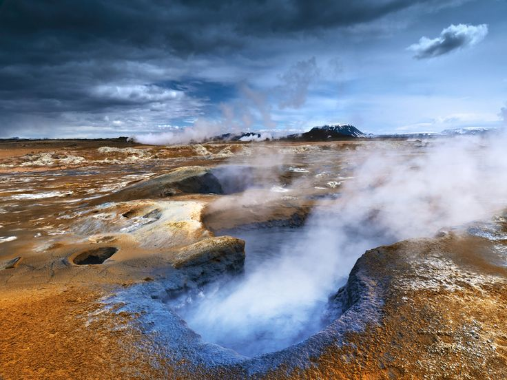 As Iceland proudly stands as the nation with the most advanced renewable energy facilities, alongside Scotland, Sweden, Norway and Brazil, others in the east and even some les developed nations are liable to play catch up. Will geothermal energy be their answer to a dream? #energy #renewableenergy
