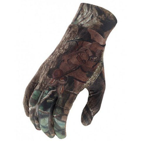 Terramar Stalker Glove Liners - Mossy Oak Break - Up Country: This midweight Terramar glove liner is… #OutdoorGear #Camping #Hiking