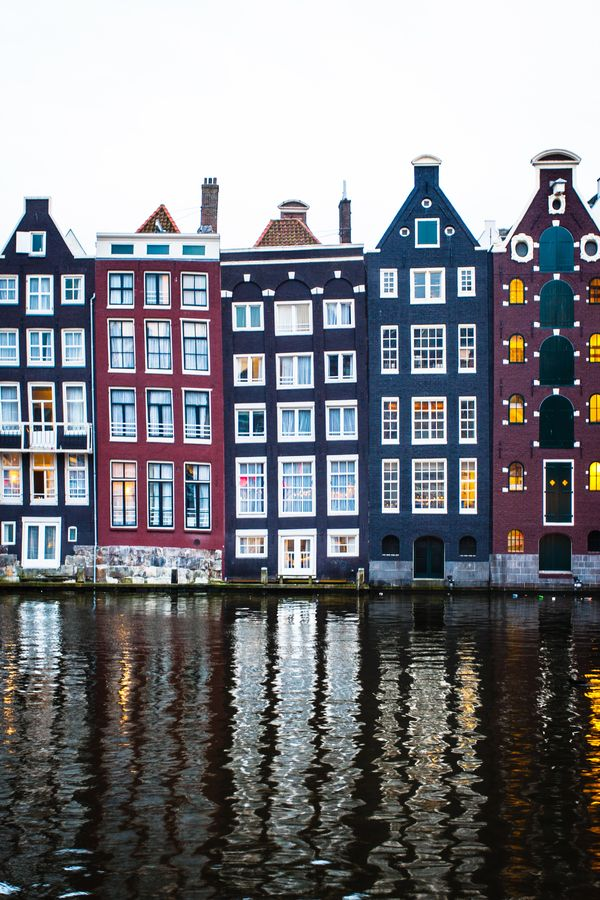 Amsterdam...one of my favorite cities in the world!