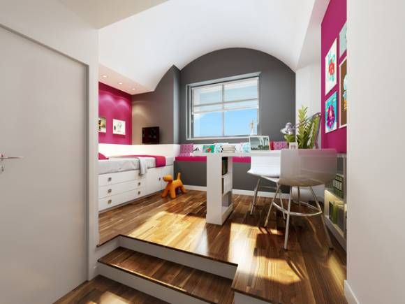 Studio Blaise Cathedral Student Accommodation Bristol - Pads for Students