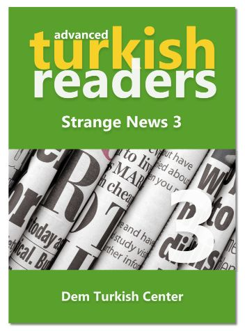 turkish easy reading books for advanced learners