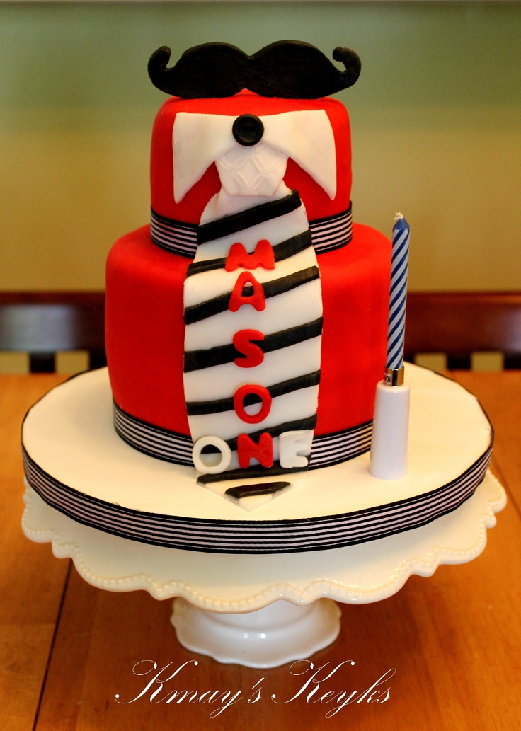 17 Best Images About Little Man Cakes On Pinterest 1st