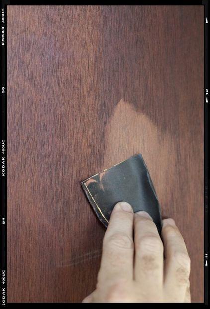 paint hollow core doors