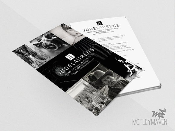 Pro-Sume Professional Resume by MotleyMaven on @creativemarket