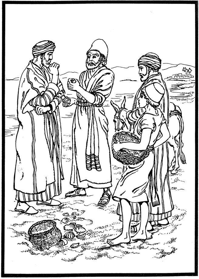 de koopman en de parel gkv apeldoorn zuid bijbel