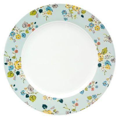 from CathKidston · Set of 4 Woodland Rose Dinner Plates  sc 1 st  Pinterest & 16 best Crockery images on Pinterest | Cath kidston Set of and ...