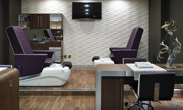 Come and enjoy our State-of-the-art Nail suite