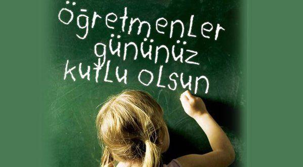 Ülkemizin fedakar öğretmenleri, sizler her şeyin en güzeline layıksınız.  Öğretmenler Gününüz Kutlu Olsun