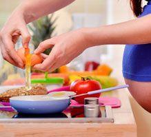 Controla los antojos en el embarazo
