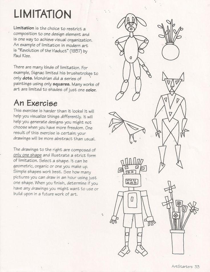 Line Designs Art Worksheets : Best expressive line designs images on pinterest art