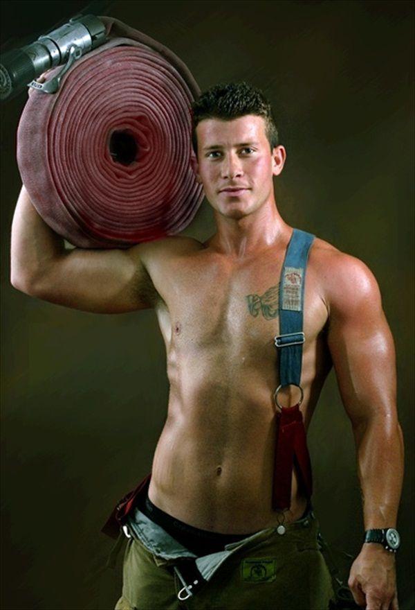 fitness men  male model  handsome men  u00bb firefighters