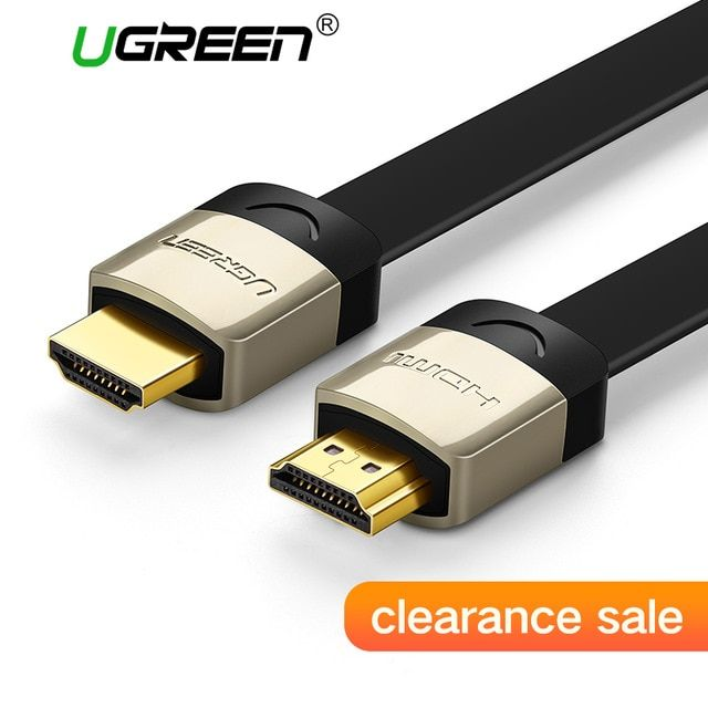 Ugreen Hdmi Cable Hdmi To Hdmi 2 0 Cable 1m 2m 3m Male To Male 4k 1080p Cable Hdmi For Xiaomi Box Pc Hdtv Ps3 Ps4 Xbox Apple Tv Revie Hdmi Cables