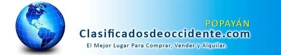 La mejor opción para publicar avisos clasificados gratis en Colombia. Encuentre lo que busca entre muchas ofertas de empleo, vehículos, casas, electrodomésticos, mascotas, instrumentos musicales, celulares, computadores, juguetes, negocios y mucho más! http://www.clasificadosdeoccidente.com/popayan/