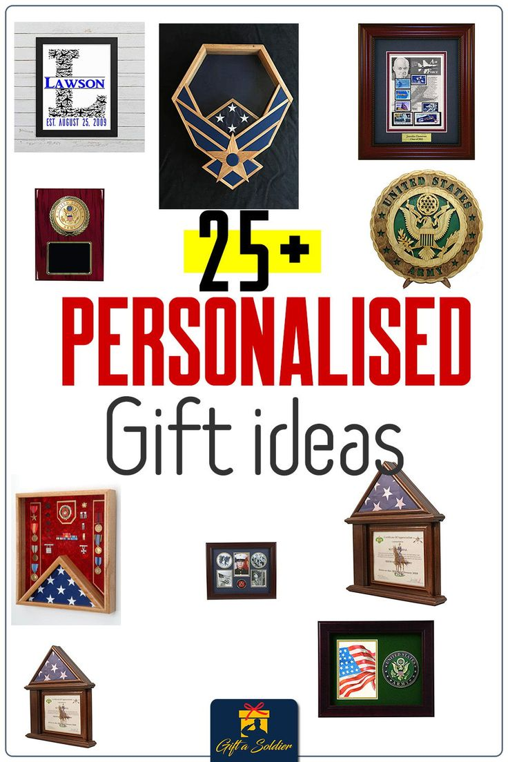 Pin on Personalised Gifts Military