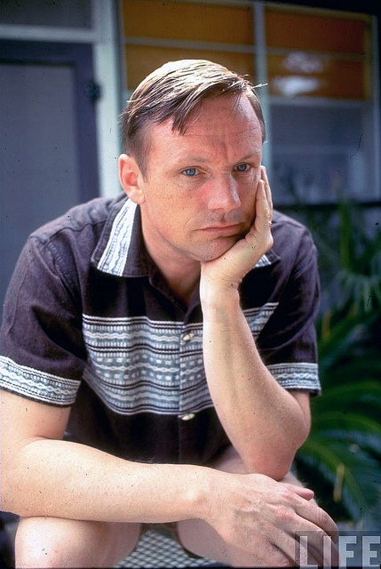 Neil Armstrong, by Ralph Morse, March 1969