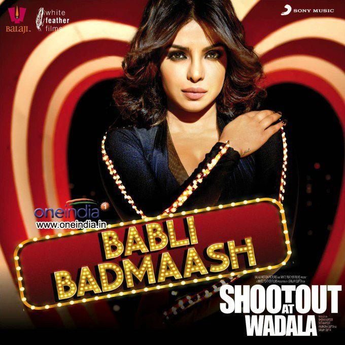 Shootout At Wadala Babli Badmaash Official HD Song Video feat