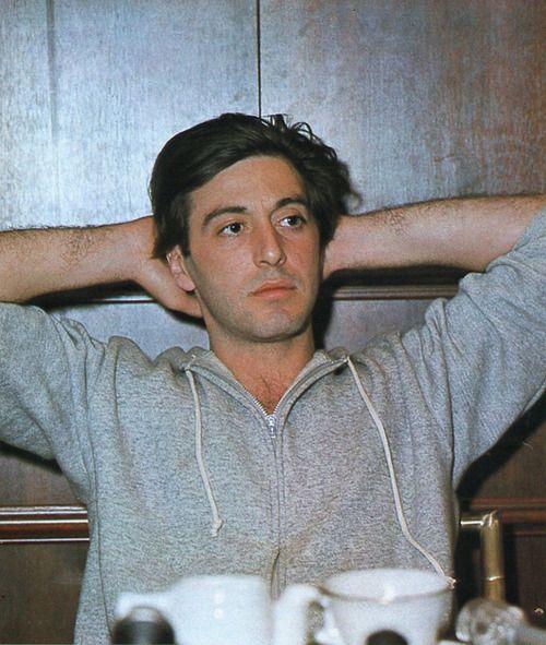 Al Pacino, circa 1972
