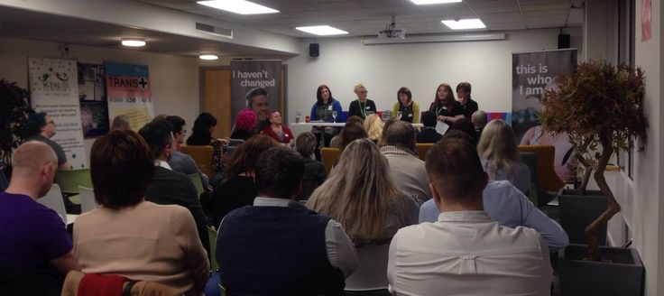 22/11/17 Manchester: Lloyds Banking Group Rainbow Trans Day of Remembrance panel discussion event