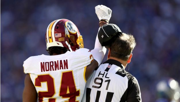 Santana Moss Suggests NFL Officials Have An Agenda Against Redskins